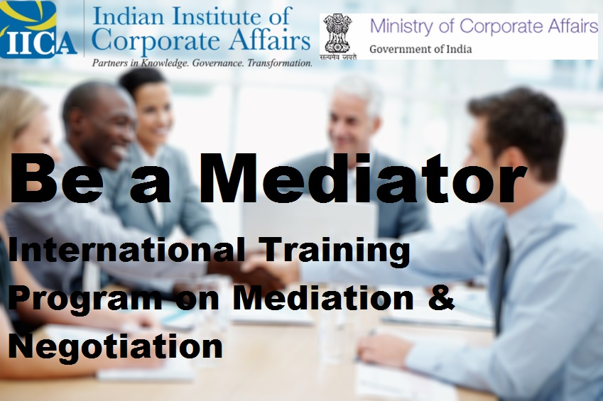 Become a Certified Mediator in 6 Days! Certification by IICA ...